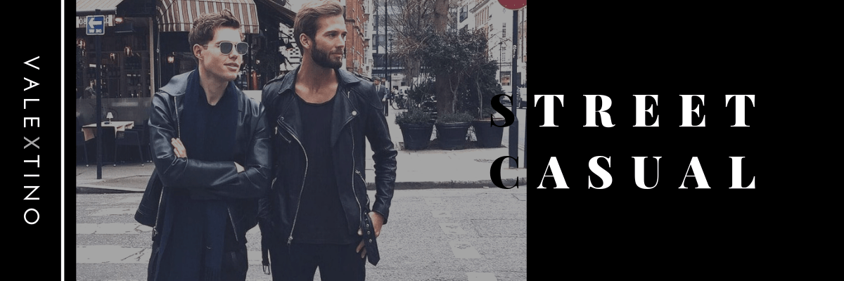 Shop Street Casual Outfits for Men