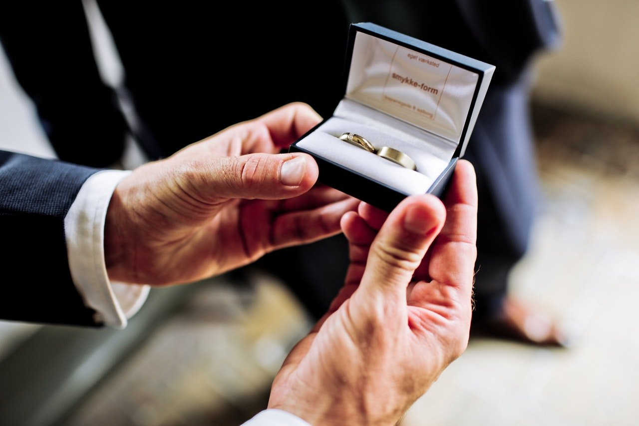 he Gentleman's Guide to the Perfect Marriage Proposal