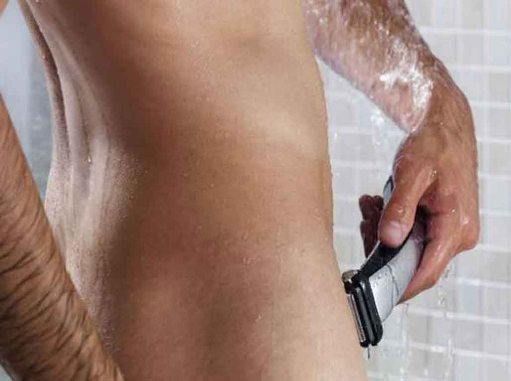 How To Shave Pubic Hair Men Advice and Guidance