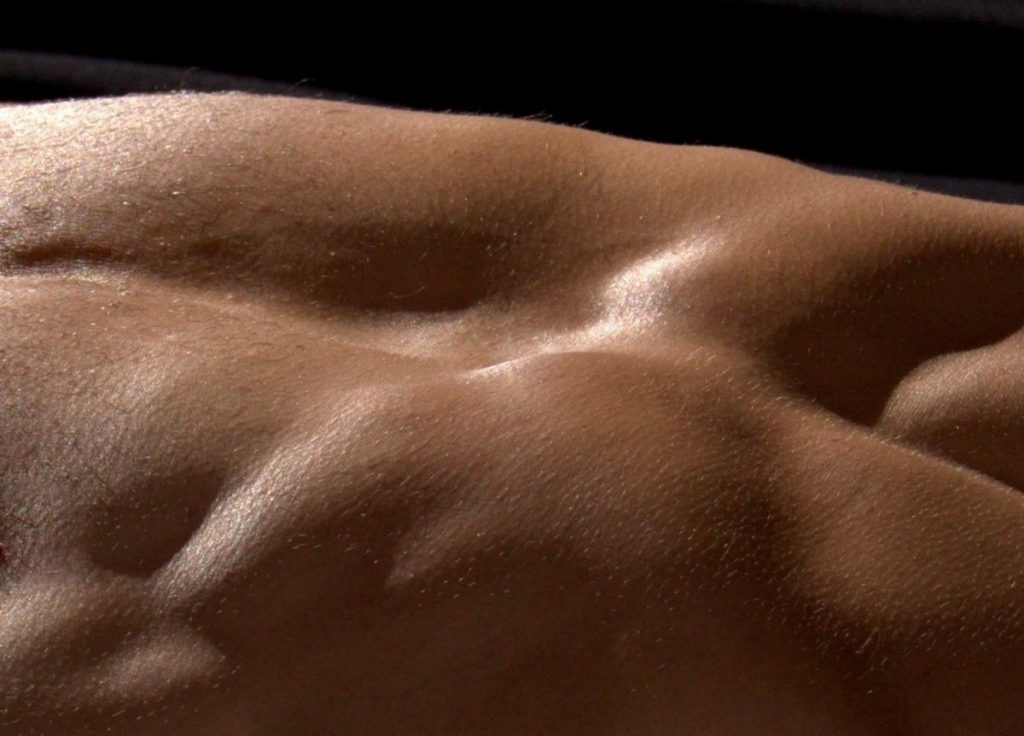 Men's Back Hair Removal