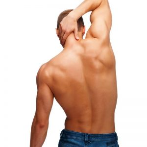 Man Back Removal