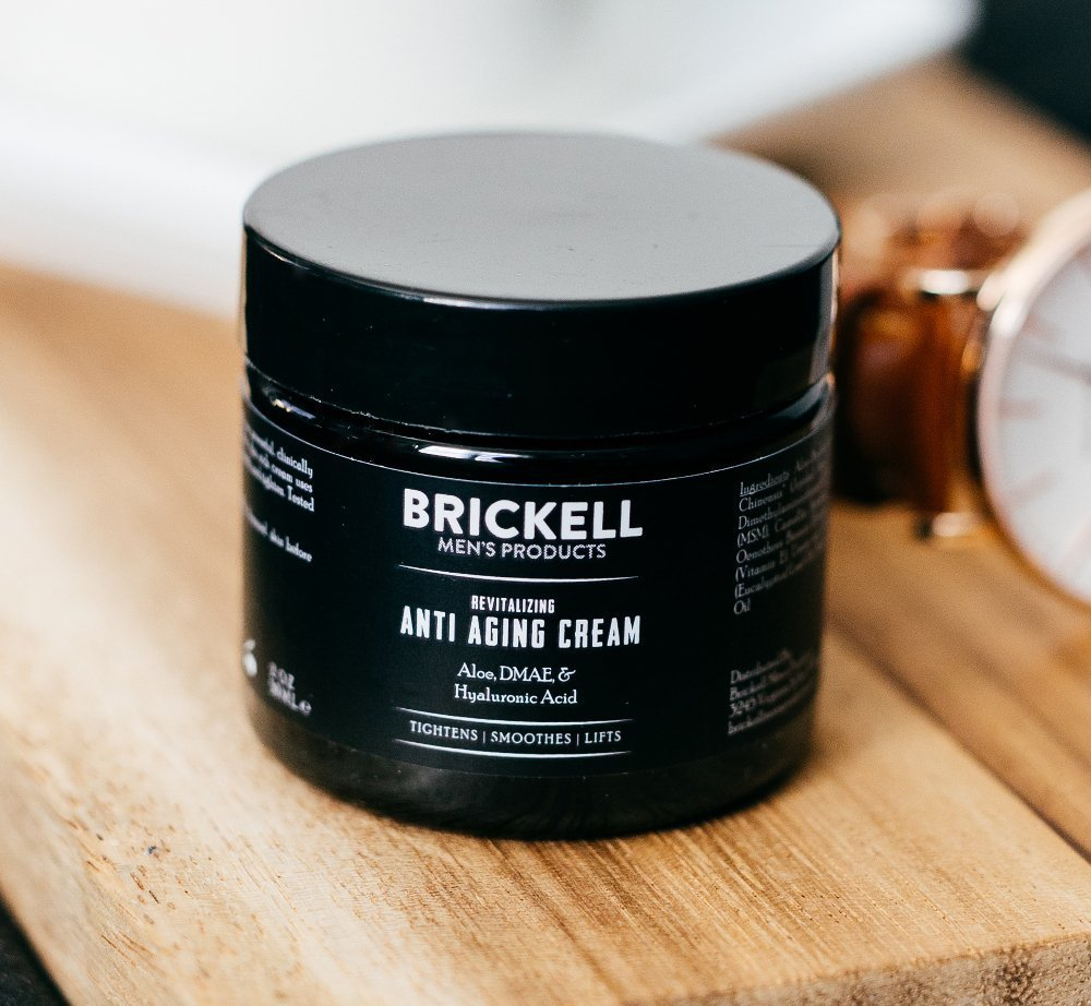 Brickell Men's Revitalizing Anti-Aging Cream For Men