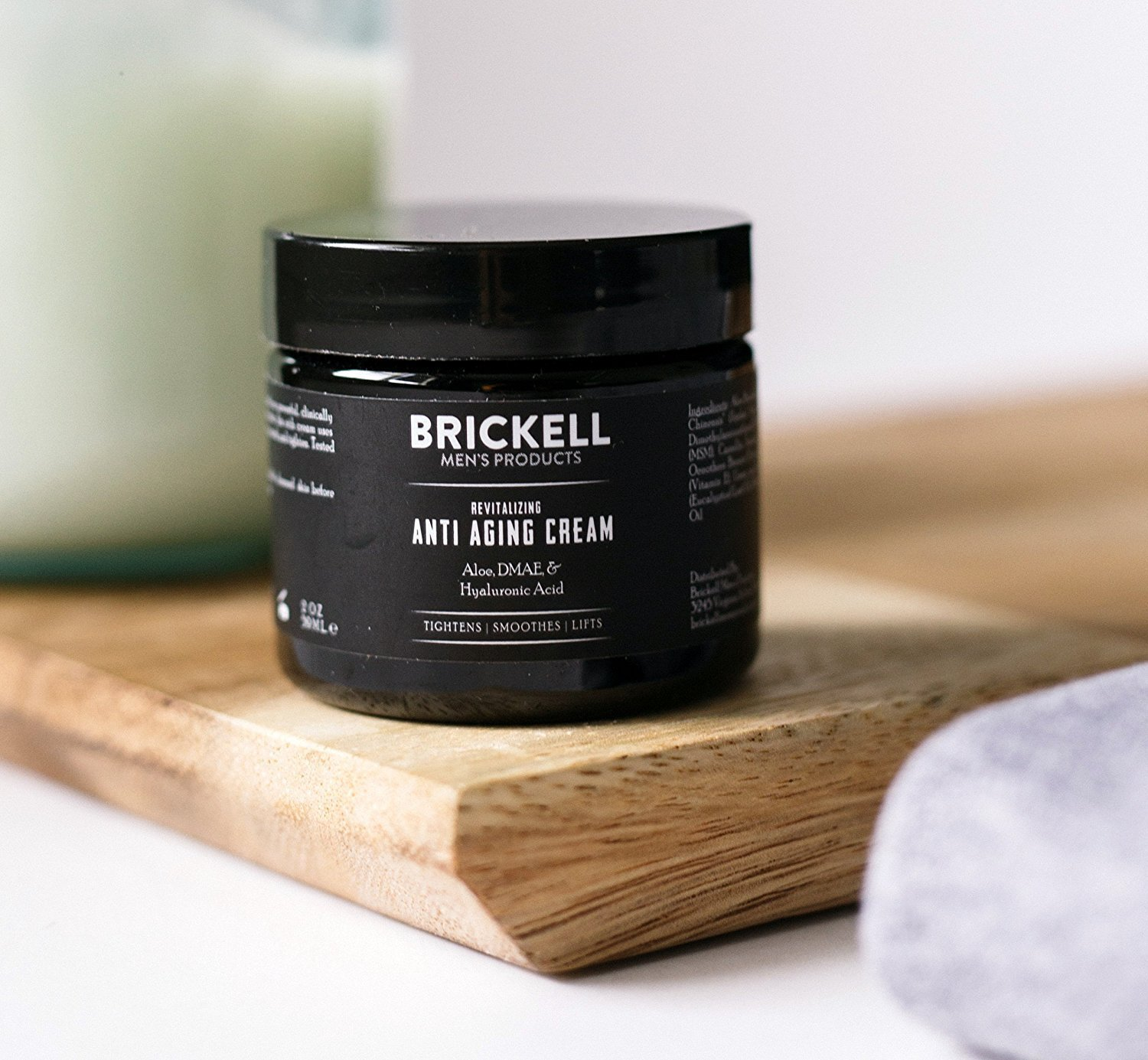 Brickell Men's Revitalizing Anti-Aging
