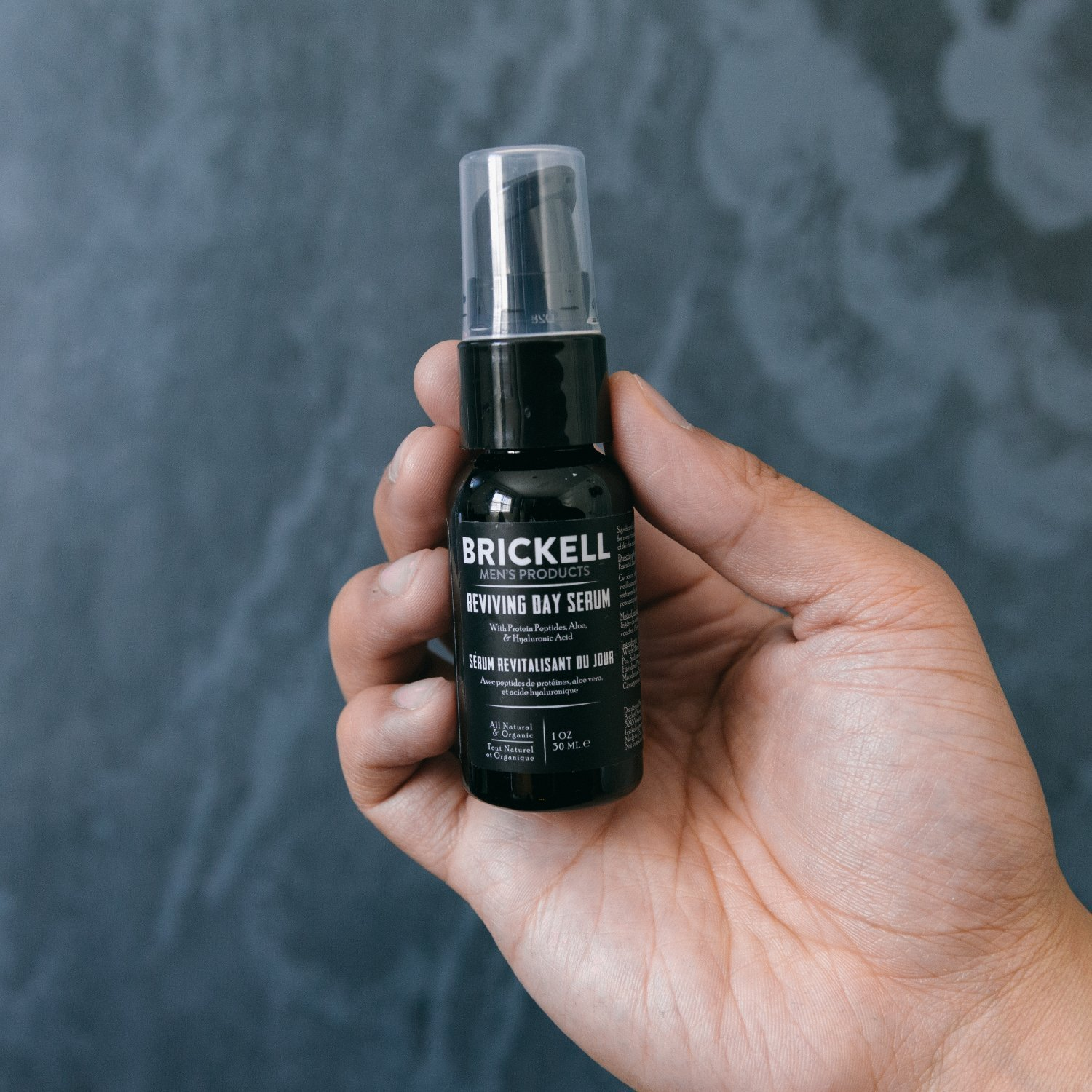 antiaging serum by brickwell