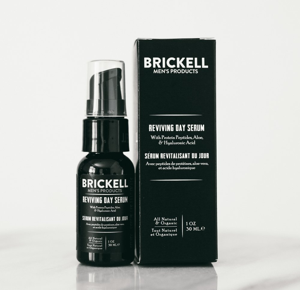 serum antiaging man