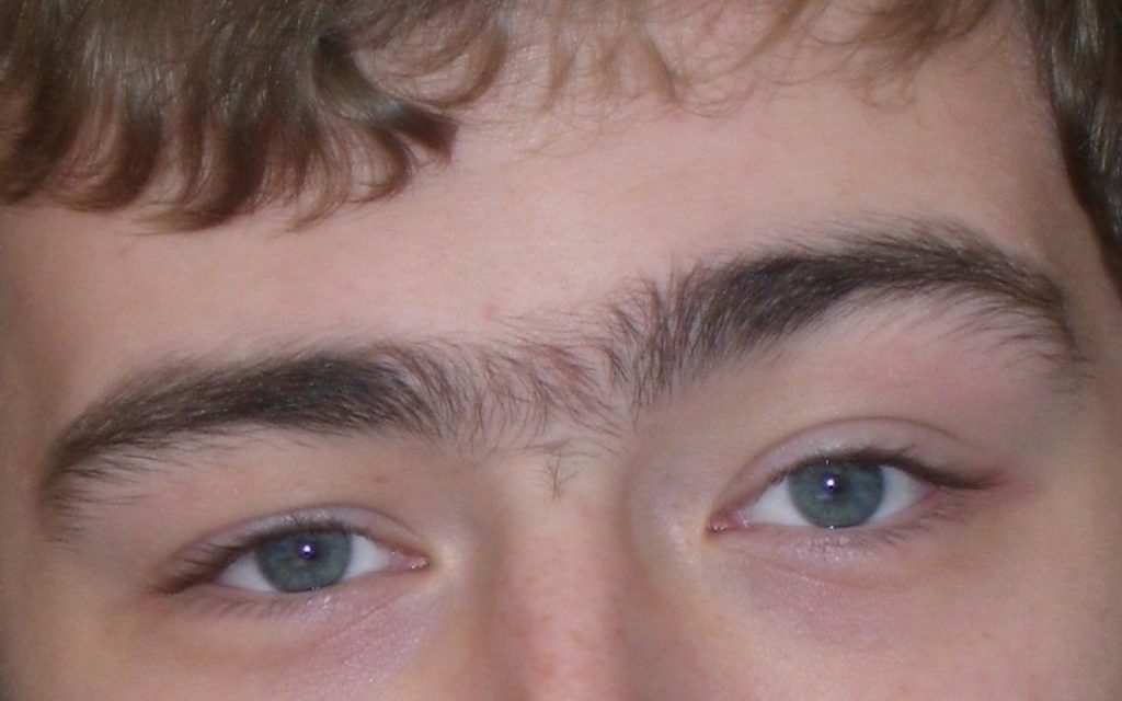 Unibrow Men