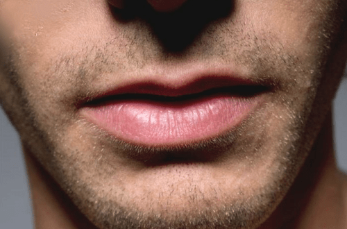 how men can get pink lips in a more natural way