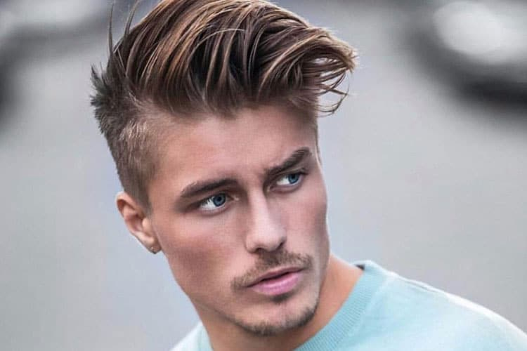 Short Hairstyles For Men Ideas and Trends