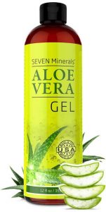 aloe vera gel to prevent razor bumps