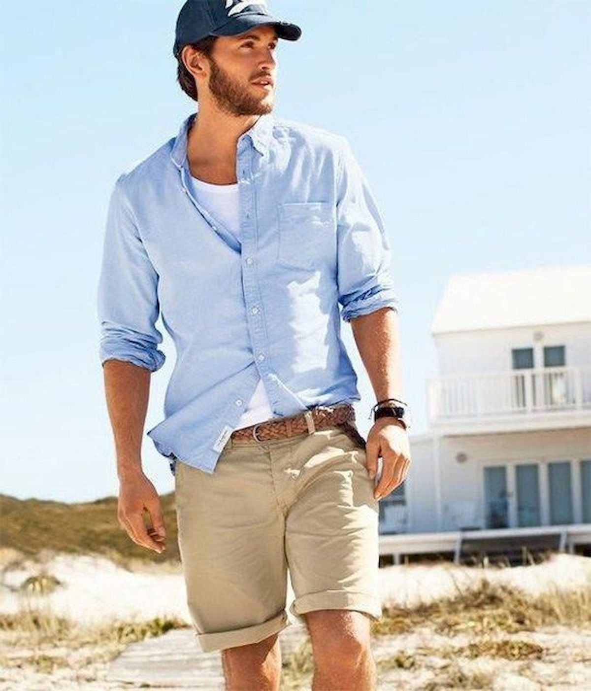 Shirts for beach outfits for men