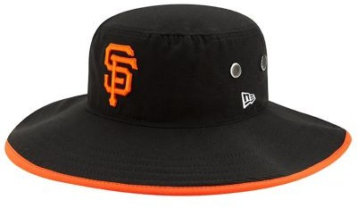 Giants Panama Bucket Summer Hat For Men