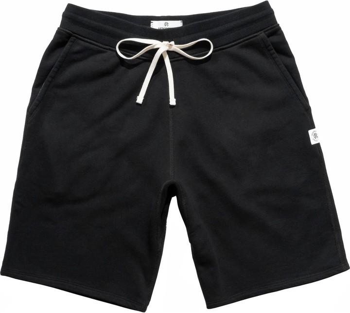 Regular Fit Sweat Shorts mens beach outfit