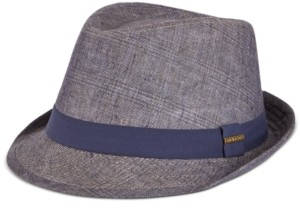 Men's Plaid Fedora For Men