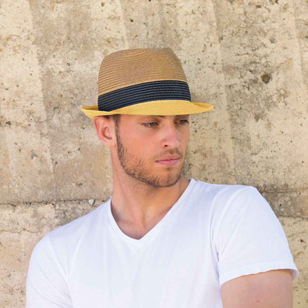 Styles of Summer Hat for Men