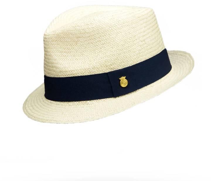 Men Classy Panama Hat for the beach
