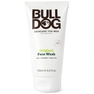 bulldog original face wash men