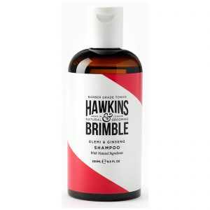 Hawkins & Brimble Shampoo thick hair men