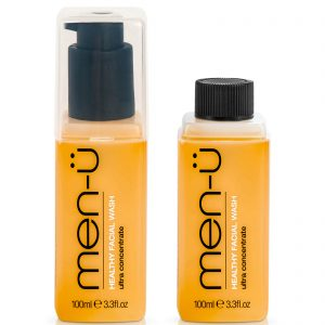 men-ü Healthy Facial Wash