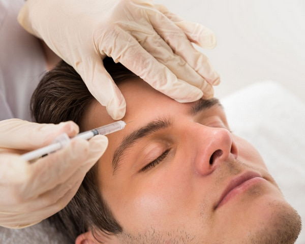 THE MOST POPULAR MEDICAL SPA PROCEDURES FOR MEN