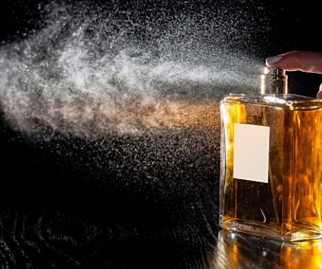 men's style mistake is not to exploit the power of perfumes